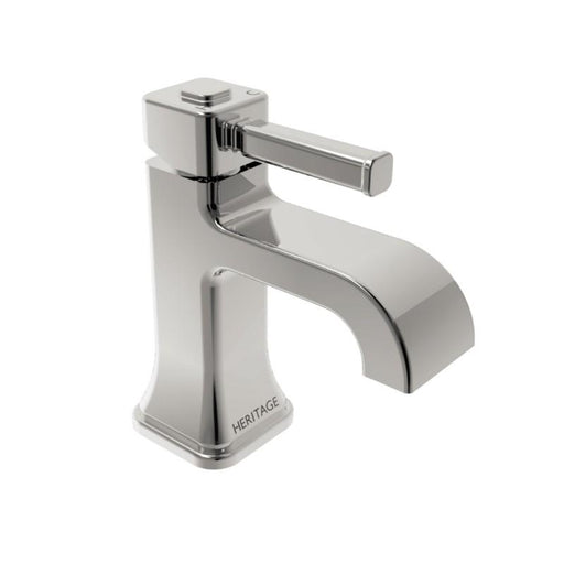 Heritage Somersby Basin Mixer Chrome