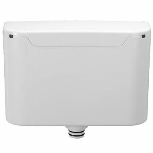 Twyford E100 Flushwise Concealed Toilet Cistern - White