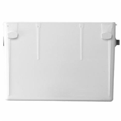 Twyford Concealed Lever Cistern - White