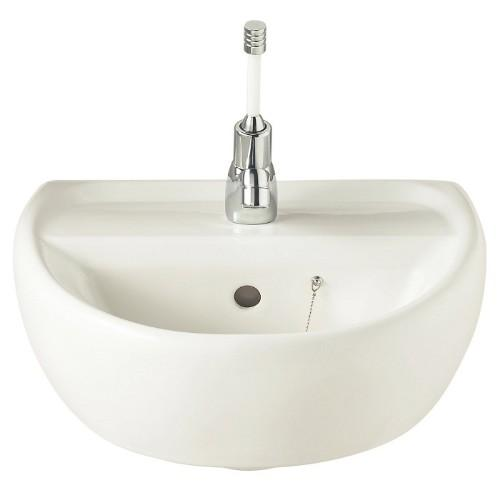 Twyford Sola Wall Hung Basin - White