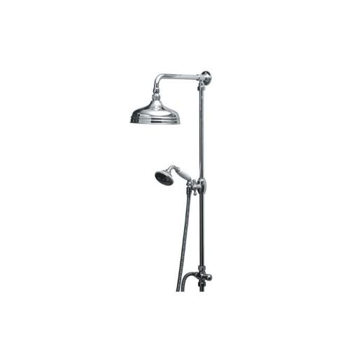 Vado Westbury Rigid Riser Shower Kit with Handset & Diverter