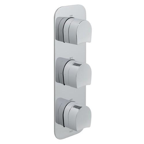 Vado Kovera 3 Outlet Concealed Thermostatic Shower Valve