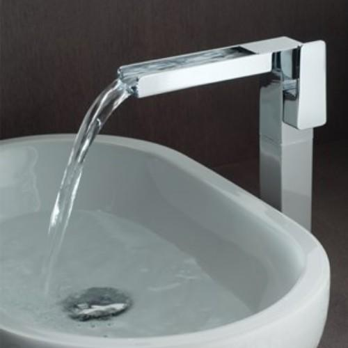 Vado Synergie Waterfall Extended Mono Basin Mixer