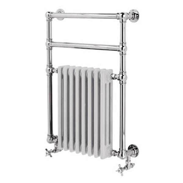 Vogue Regency Traditional Radiator Heated Towel Rail