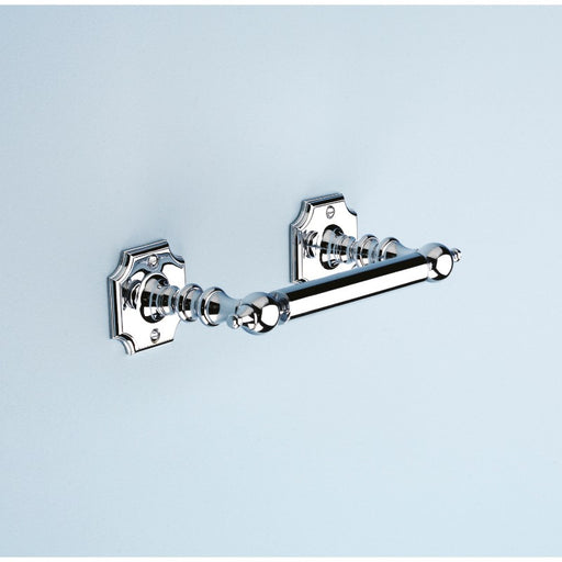Silverdale Victorian Toilet Roll holder - Chrome