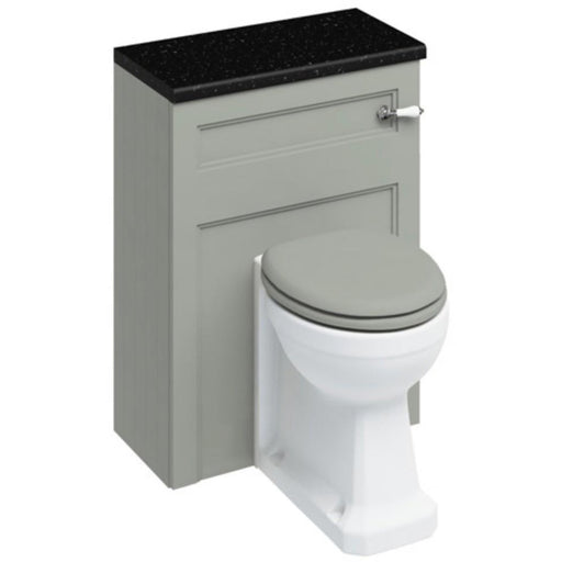 Burlington Back to Wall WC Unit with concealed cistern
