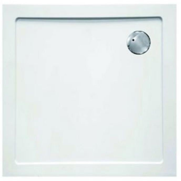 Cleargreen Tray Square - White