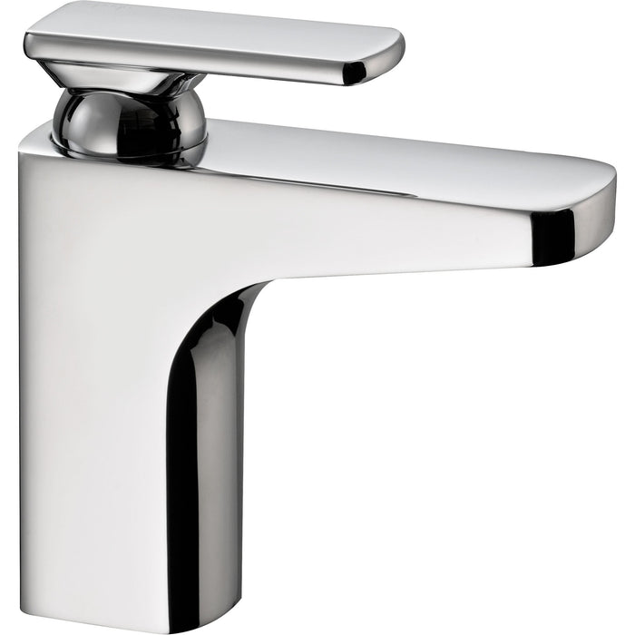 Abode Rapture Midi Monobloc Basin Mixer  - Chrome