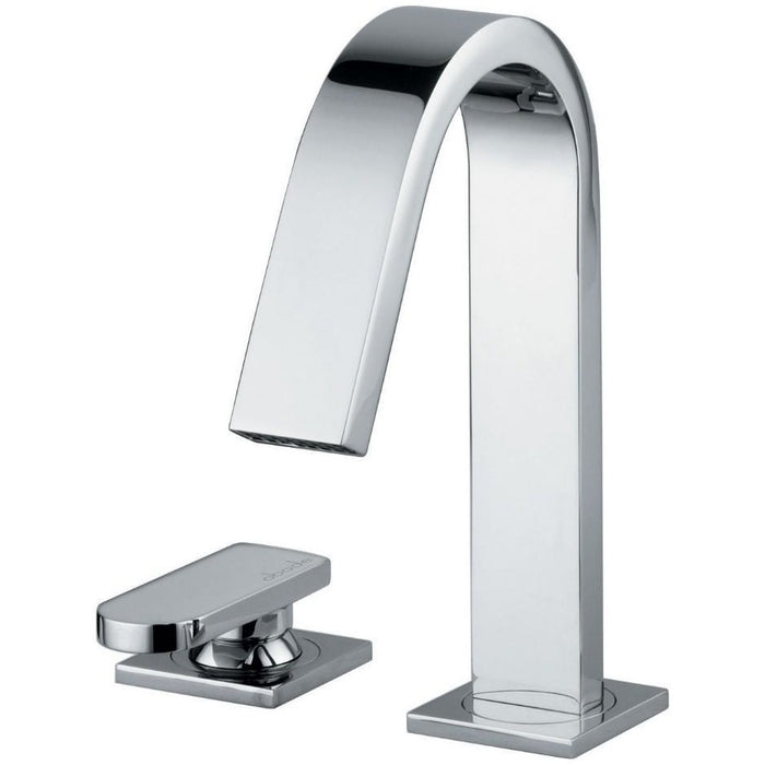 Abode Rapture 2 Hole Bath Filler - Chrome