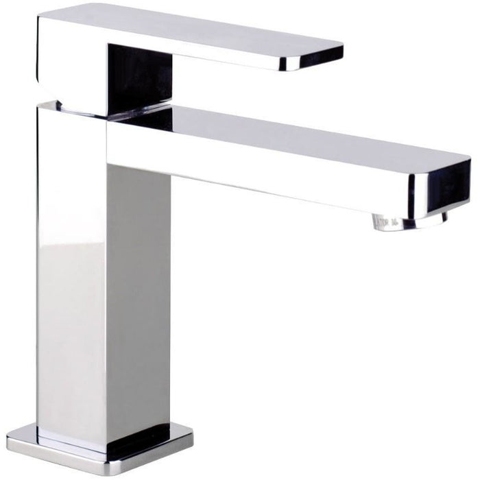 Abode Fervour Monobloc Basin Mixer - Chrome