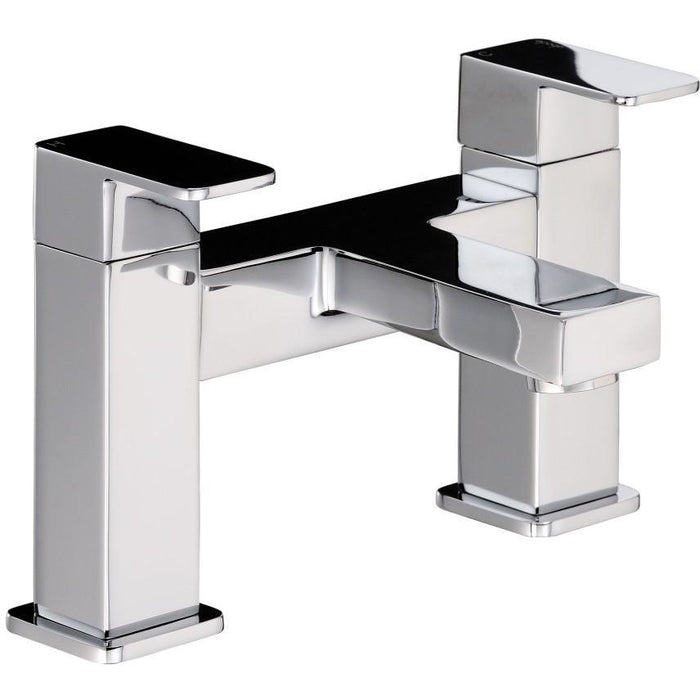 Abode Fervour Bath Filler - Chrome