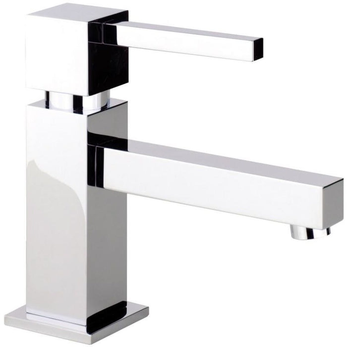 Abode Zeal Monobloc Basin Mixer - Chrome