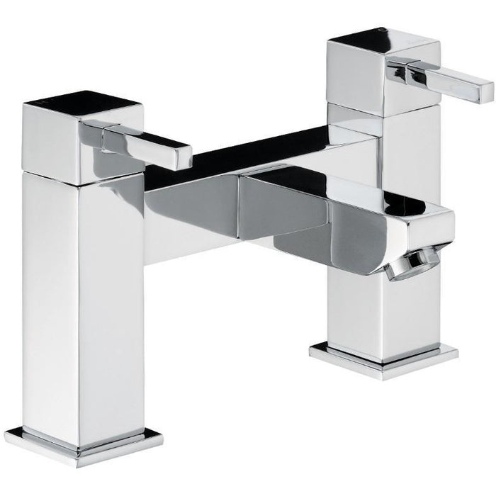 Abode Zeal Deck Mounted Bath Filler - Chrome