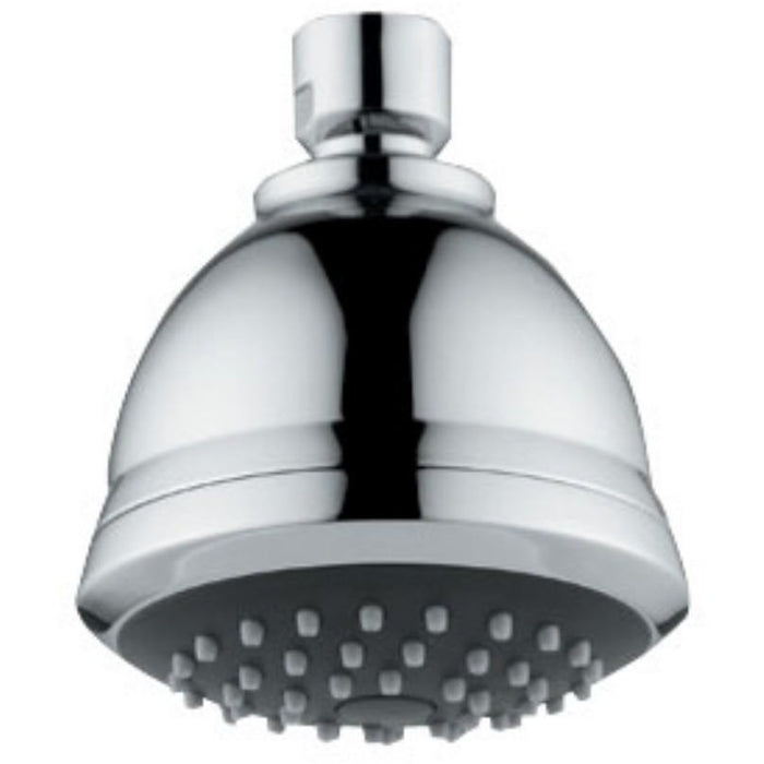 Abode Fixed ABS Eco Showerhead - Chrome