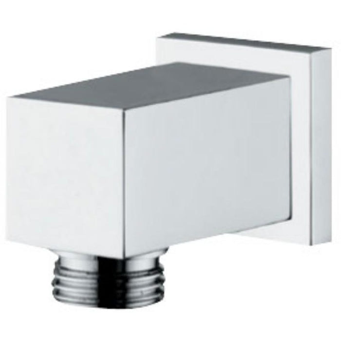 Abode Wall Outlets  Wall Outlet Chrome - Chrome