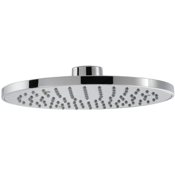 Abode Fixed  ABS Showerhead 200mm - Chrome
