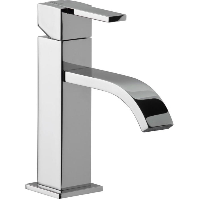 Abode Iso Monobloc Basin Mixer - Chrome