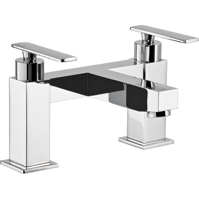 Abode Marino Bath Filler - Chrome