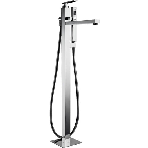 Abode Marino Freestanding Bath Shower Mixer  - Chrome