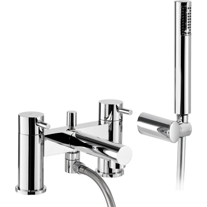 Abode Tanto Bath Shower Mixer   - Chrome