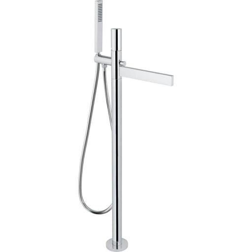 Abode Cyclo Freestanding Bath Shower Mixer