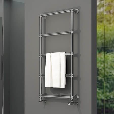 Aeon Arcane Designer Stainless Steel Towel Rail - Polished