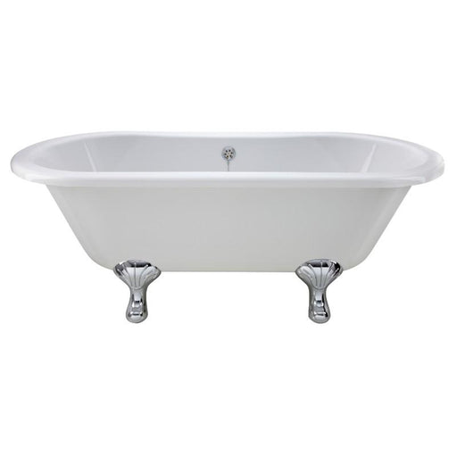 Bayswater Leinster Double Ended Free Standing Bath - White