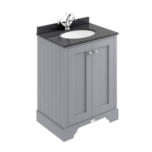 Bayswater 800mm 2-Door Basin Cabinet