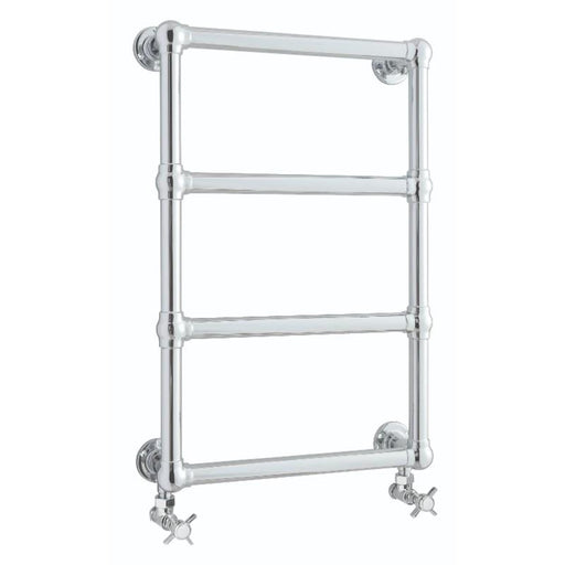 Bayswater Sophia Wall Mounted Towel Rail - Chrome