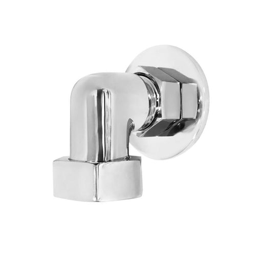 Bayswater Back to Wall Shower Elbow  - Chrome