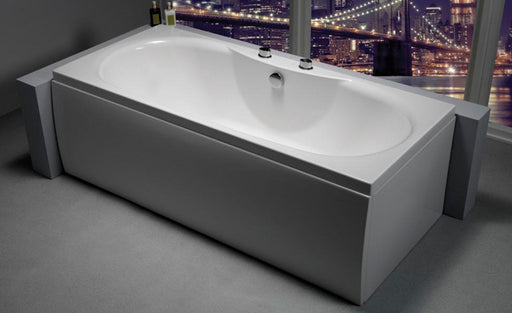 Carron Equation 1700 x 750 Double Ended Bath