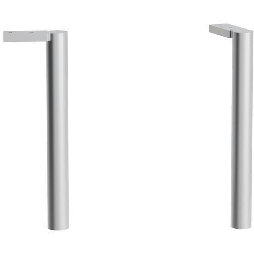 Laufen Val Optional Feet for Vanity Units - (2 pieces)