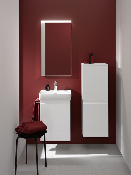 Laufen Mirror with Aluminium Frame