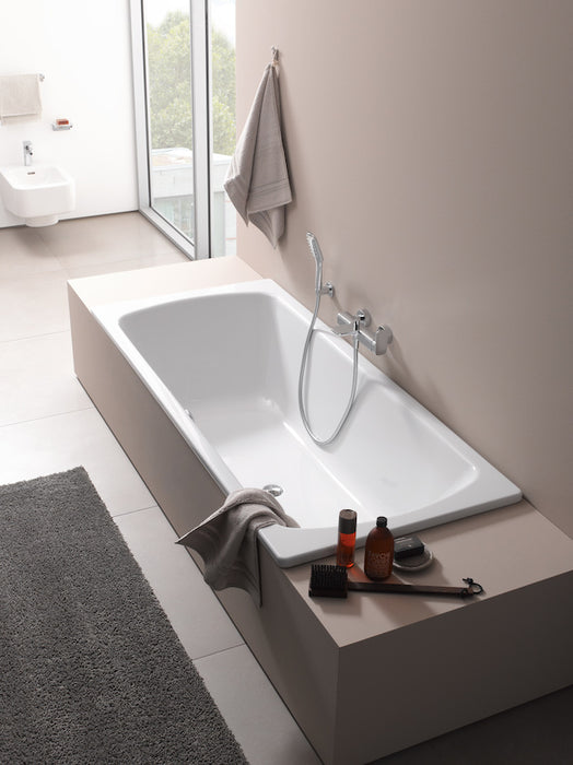 Laufen Pro Luxury  Double End Bathtub - White