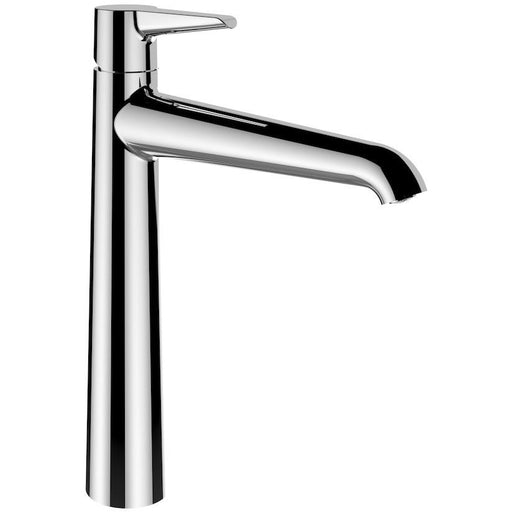 Laufen Tall Single-lever Basin Mixer with fixed spout