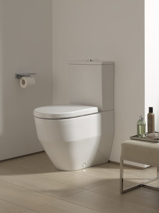 Laufen Pro Floorstanding close-coupled Toilet