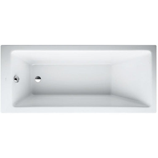 Laufen Pro Luxury drop-in version Bathtub - White