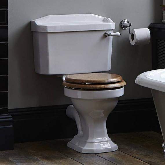 Heritage Granley Close Coupled Standard Height Toilet