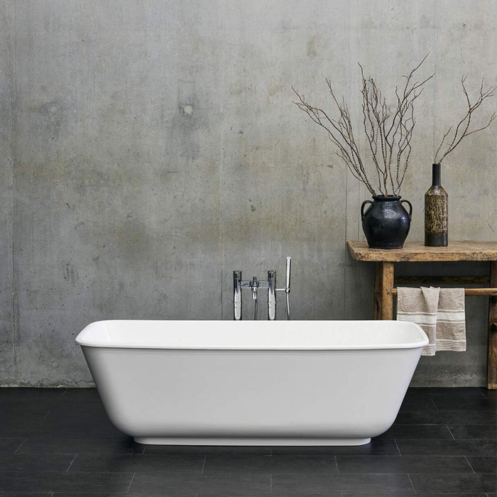 Clearwater Nuvola Bath Clear Stone