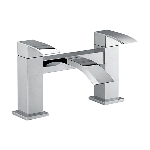 Abacus Ala-c Deck Mounted Bath Filler Tap-Chrome