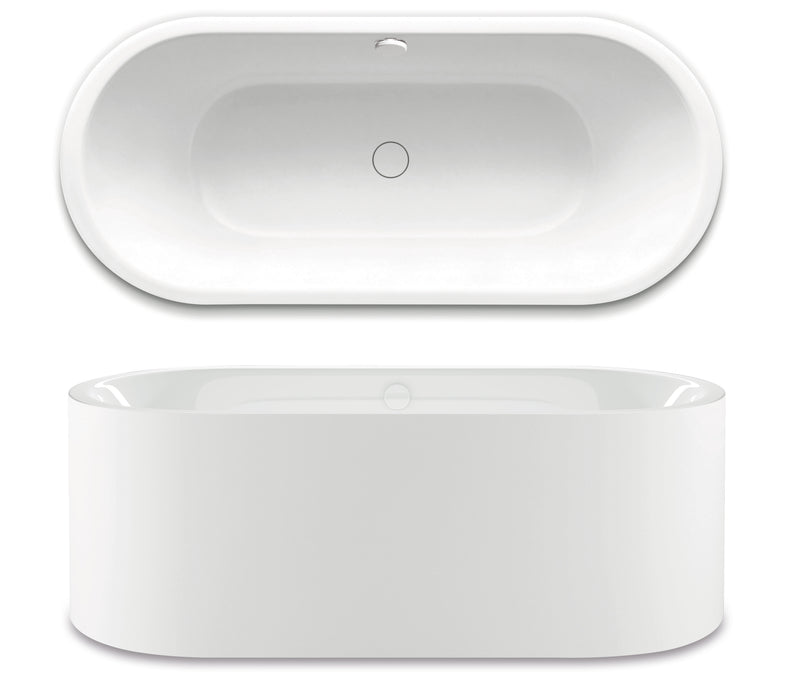 Kaldewei Meisterstuck Freestanding Baths Centro Duo Oval ...