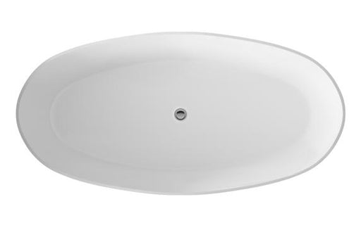 Hudson Reed Rose Freestanding Bath 1510mm x 760mm - White