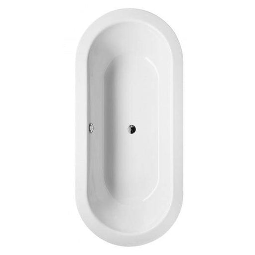 Bette Form Low-Line Single Ended Oval Bath - 1700mm X 700mm - No Tap Holes - White