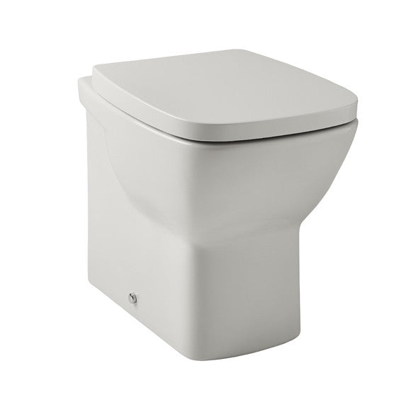 Kartell Evoque Back To Wall Toilet And Seat Nationwide