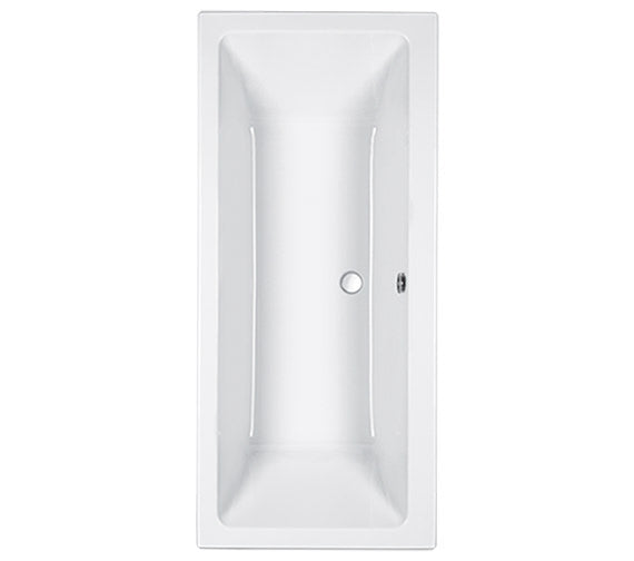 Carron Quantum 1800 x 800mm Double Ended Bath