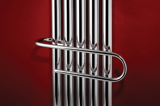 Bisque Quill Additional Towel Rail - Mirror Finish
