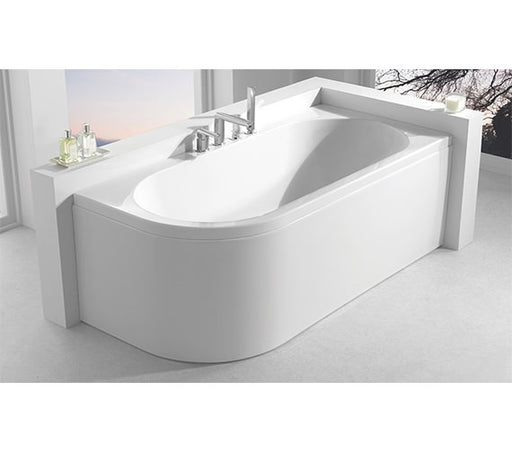 Carron Status 1700 x 725 Double Ended Oval Bath