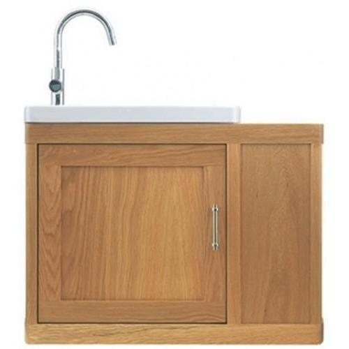 Imperial Thurlestone Cloak Offset Vanity Unit