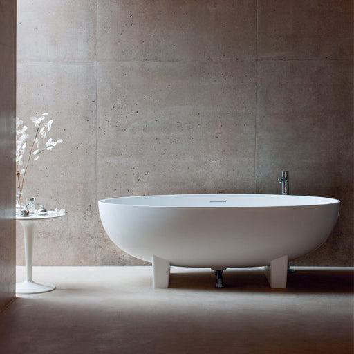 Clearwater Lacrima Bath Natural Stone