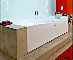 Jacuzzi Versa Right Handed Bath